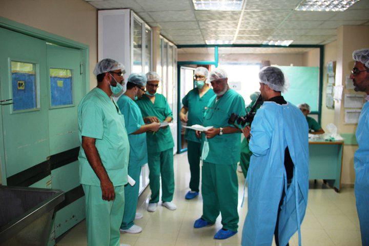 غزة: كشف إصابات بجراثيم مقاومة المضادات الحيوية