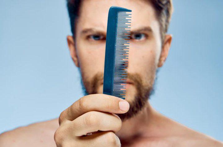 4 أعشاب لعلاج تساقط الشعر عند الرجال
