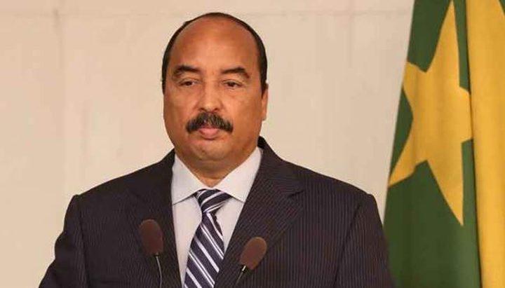 """الرئيس الموريتاني يزور سوريا """"قبل منتصف كانون الثاني"""""""