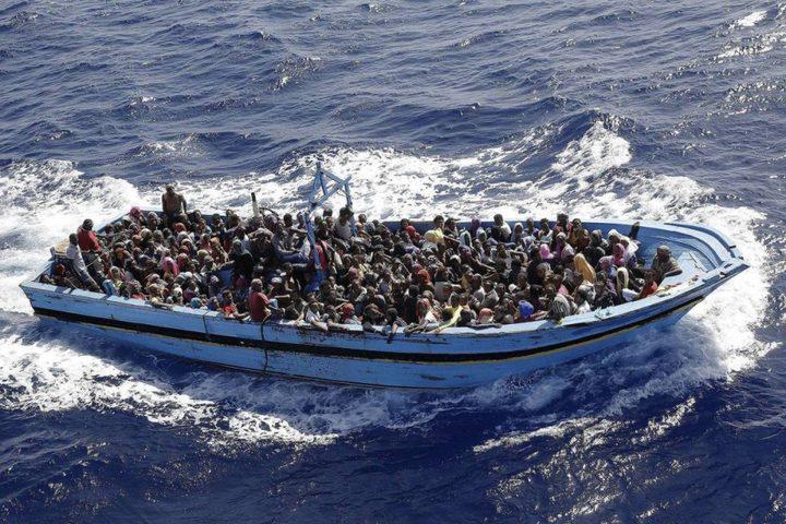 (2262) مهاجرًا ابتلعهم البحر المتوسط في (2018)