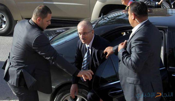 إصابة اثنين من مرافقي رئيس الوزراء في هجوم للمستوطنين