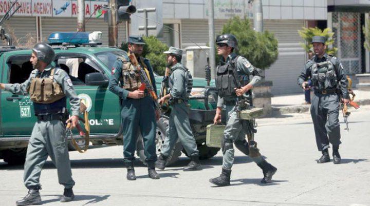 """أفغانستان.. مقتل 10 من الشرطة في هجوم لـ""""طالبان"""""""