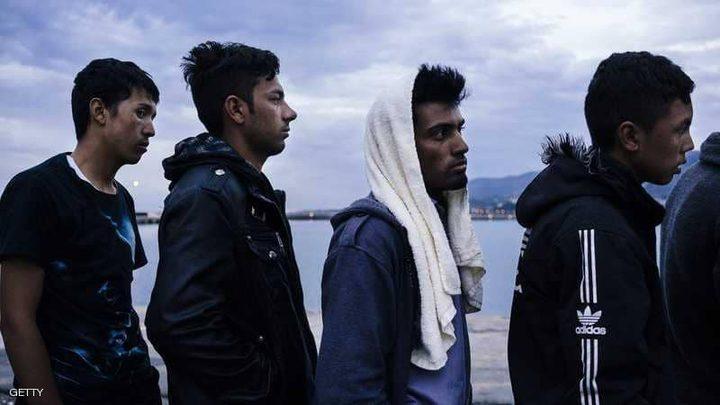 """""""مكافأة غير متوقعة"""" من اليونان لمهاجرين"""