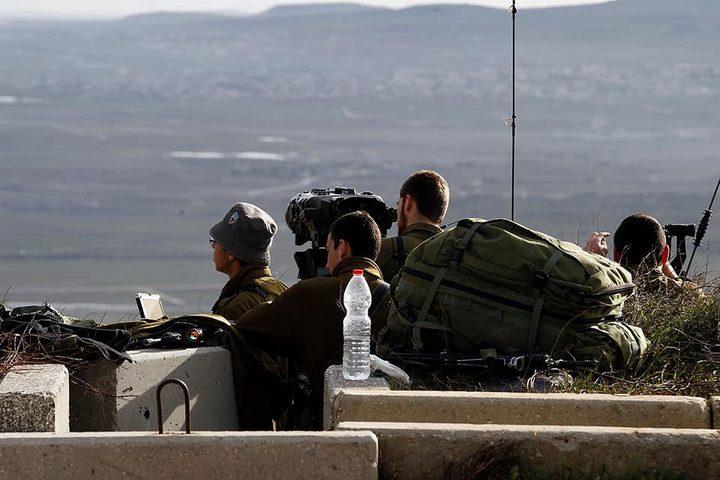الاحتلال يطلق النار على شاب شرق قطاع غزة