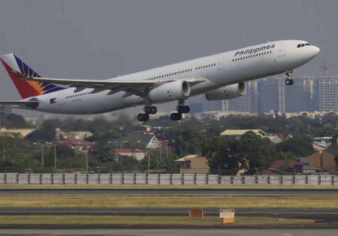 رحلات طيران فلبينية اسرائيلية عبر المجال الجوي السعودي