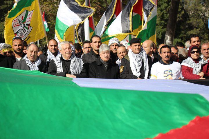العالول: بعد أيام سيخرج قطاع غزة في يوم الشهيد عن بكرة أبيه