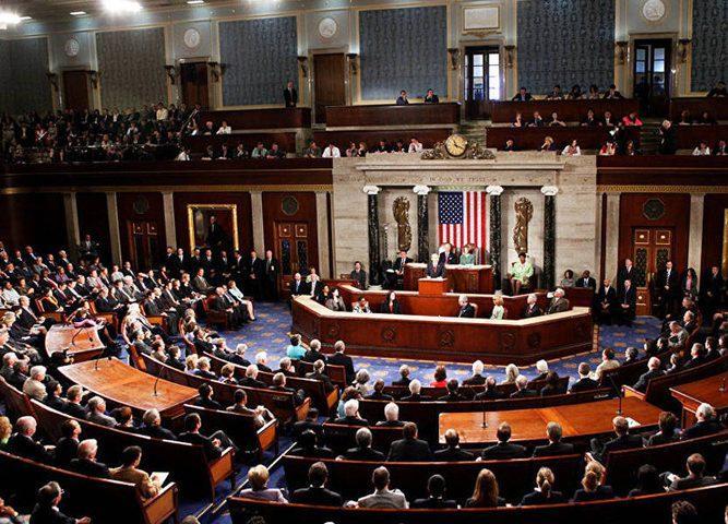 الكونغرس الأميركي الجديد يبدأ عمله في ظلّ انقسامات حول سياسة