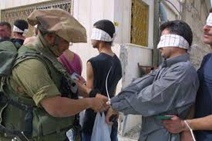 5 أسرى تعرضوا للاعتداء و للتعذيب أثناء عملية اعتقالهم