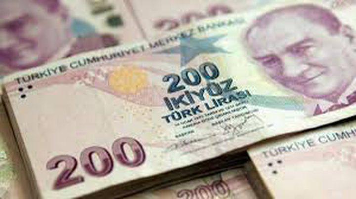 الليرة التركية تهبط أمام الدولار