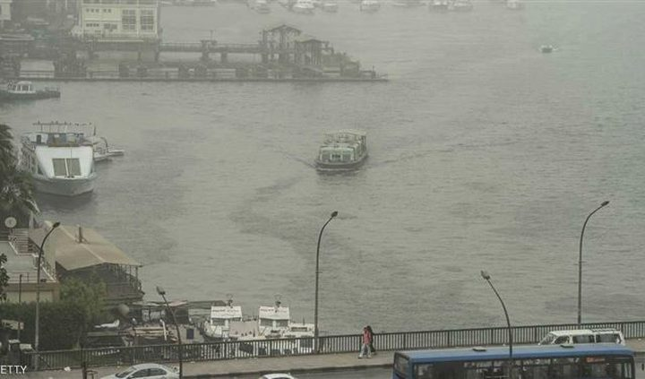 مصر تغلق ميناء شرم الشيخ بسبب الأحوال الجوية