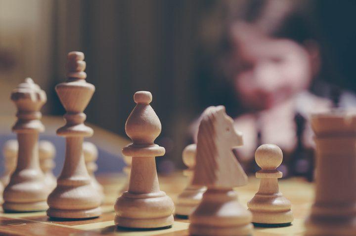 لعبة الشطرنج...تساعد على تنمية مهارات طفلك