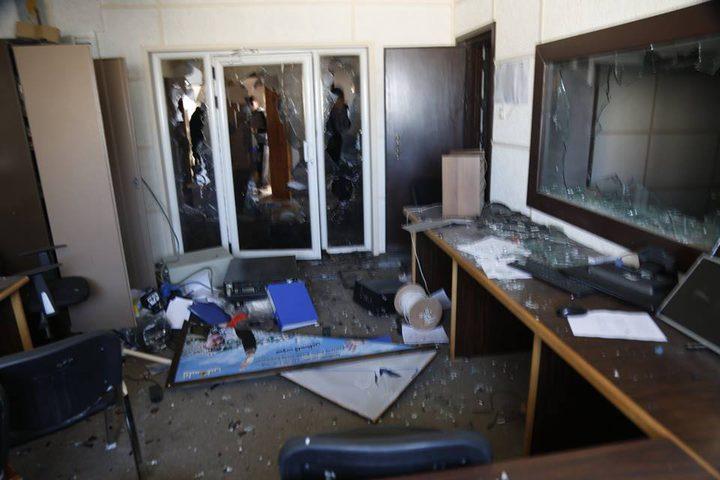 فتح شرق غزة تُدين اقتحام مقر تلفزيون وإذاعة فلسطين بغزة