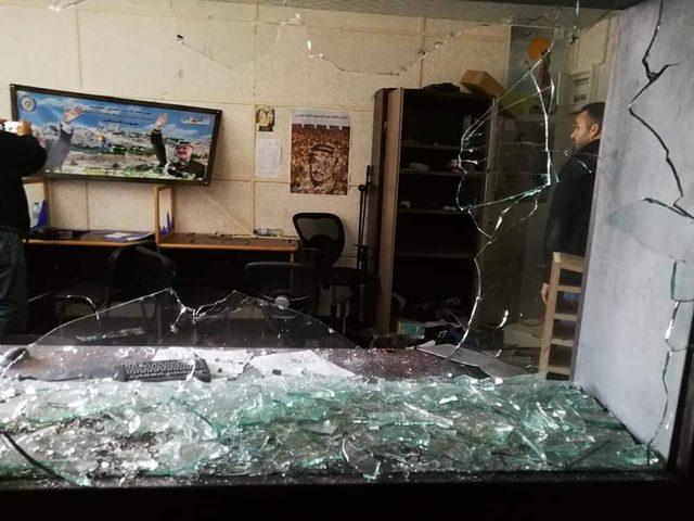 عساف: حماس تتحمل مسؤولية الاعتداء على مقر تلفزيون فلسطين