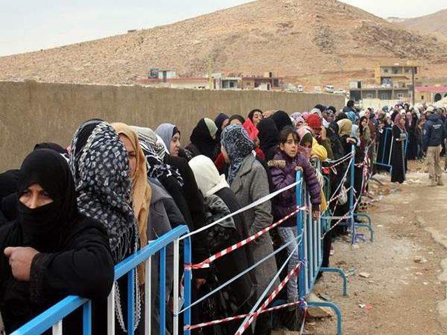 الأمم المتحدة تحذر من إغلاق الجزائر حدودها أمام السوريين
