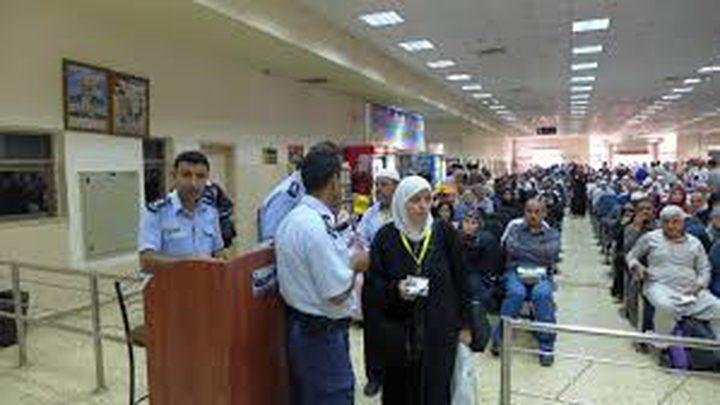الشرطة: 32 ألف مسافر تنقلوا عبر معبر الكرامة وتوقيف مطلوبين