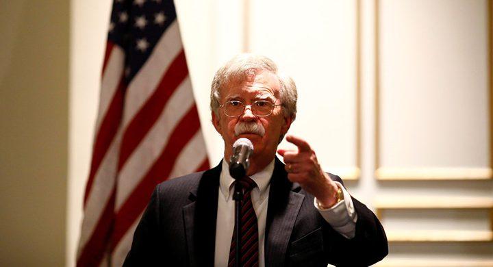 جون بولتون في إسرائيل لبحث القرارالأمريكي بالانسحاب من سوريا