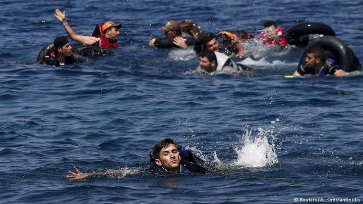 أنقرة: إنقاذ 44 مهاجراً قبالة السواحل التركية