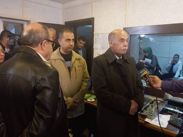 أبو سمهدانة: استهداف تلفزيون فلسطين جريمة وطنية