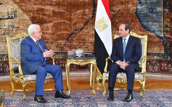 السيسي: القضية الفلسطينية لها الأولوية في سياسة مصر الخارجية