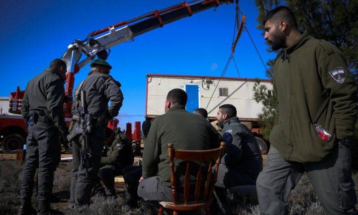 ايزنكوت يؤنب سكرتير نتنياهو للشؤون العسكرية بسبب بؤرة عمونا
