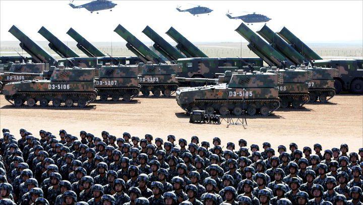 """أكبر جيش في العالم يتأهب """"للمعارك"""""""