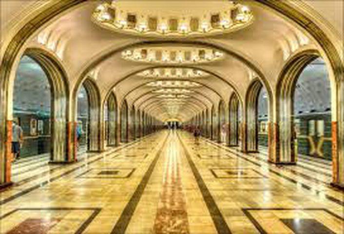 يوميا..9.2 مليون شخص في مترو موسكو!