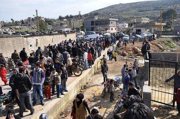 عودة 671 لاجئ سوري الى بلادهم خلال الـ 24 ساعة الماضية