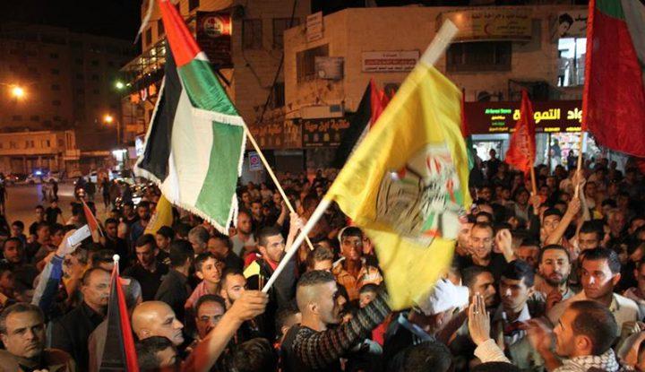 """""""حماس"""" تمنع اقامة الاحتفال المركزي بيوم الشهيد غدا في غزة"""