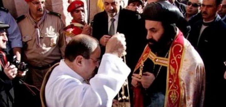 المعتمد البطريركي للسريان في  بيت لحم اليوم