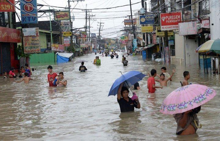 ارتفاع ضحايا العاصفة الاستوائية في الفلبين إلى 126 قتيلا