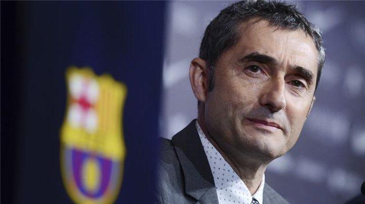 """فالفيردي يربط بقاءه مع برشلونة بـ""""شرط"""""""
