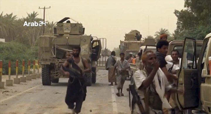 """21 قتيلا وجريحا من """"أنصار الله"""" في معارك مع الجيش اليمني"""