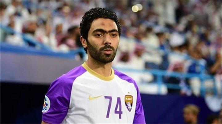 الشحات ينتقل للأهلي المصري رسمياً