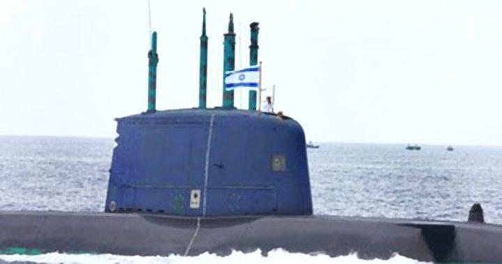 """إسرائيل تجهّز غواصات """"دولفين"""" بأسلحة نووية"""