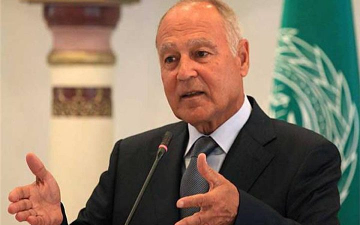 أبو الغيط يدعو لحشد المواقف دفاعا عن المركز القانوني للقدس