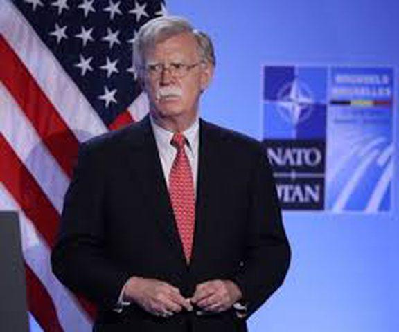 بولتون: أمريكا ستدعم اسرائيل في ضرباتها للأهداف الإيرانية