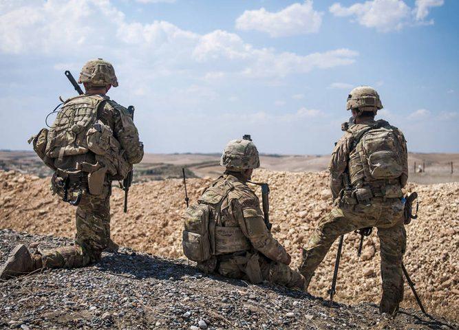 إستقرار جزء من القوات الأميركية المنسحبة من سوريا في العراق