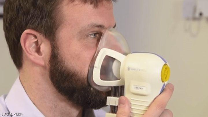 """""""جهاز تنفس"""" يبشر بتشخيص مبكر للسرطان"""