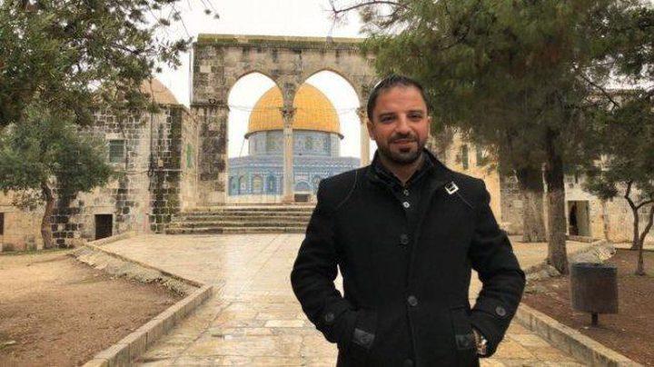 الاحتلال يعتقل مسؤول العلاقات العامة والإعلام في أوقاف القدس