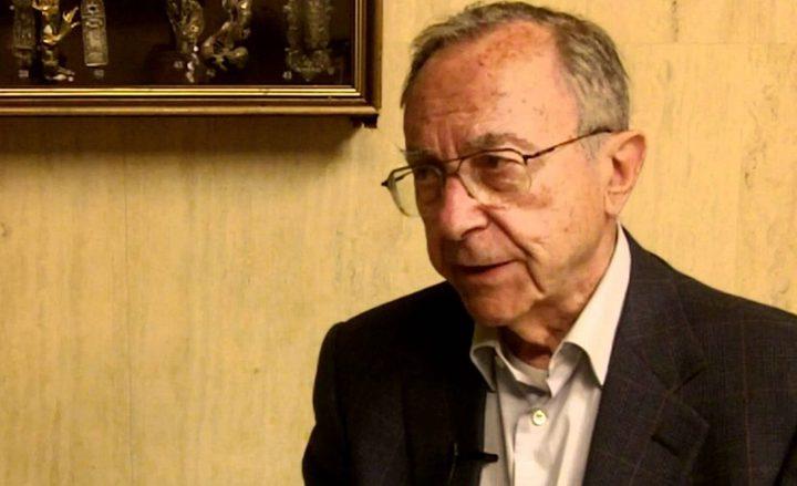 وفاة موشيه آرنز.. المعلم السياسي لنتانياهو