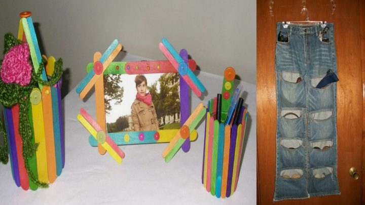 باستخدام ادوات بسيطة يمكنك الحصول على تحفة فنية جذابة