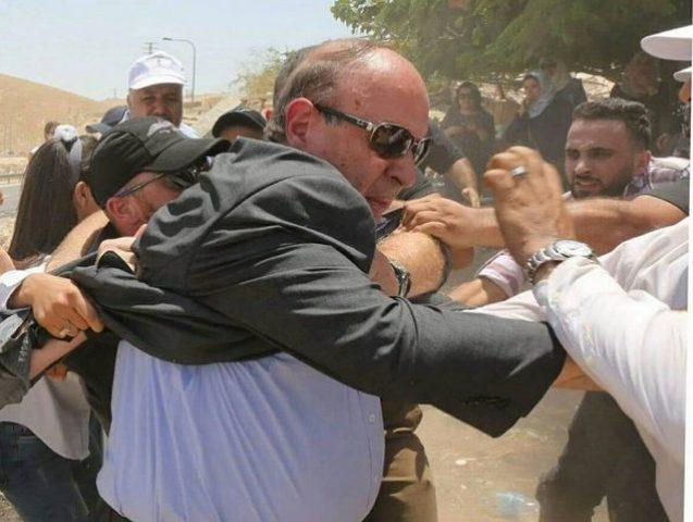 الحسيني:القدس تتعرض لخطر من إسرائيل ومستوطنيها وبدعم أمريكي