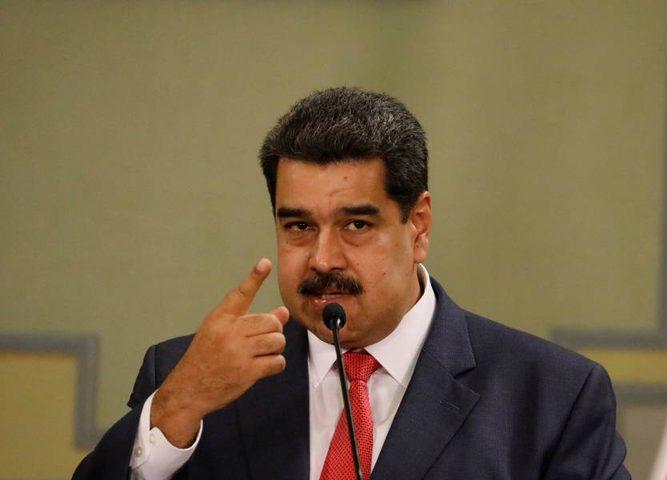 """مادورو يصف رئيس برلمان بلاده بالـ""""العميل الأميركي"""""""