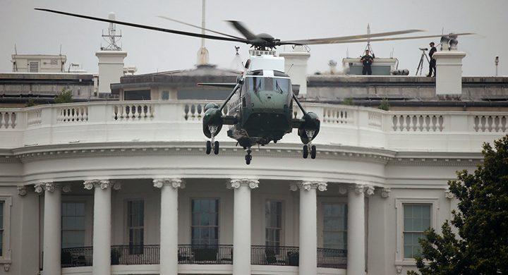 """اجتماع بـ""""البيت الأبيض""""... ترامب قد يعلن """"الطوارئ"""" في أمريكا"""