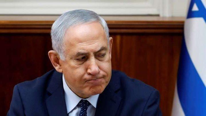 المستوطنون يؤيدون نشر نتائج التحقيق مع نتنياهو
