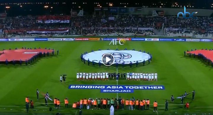 أبرز مشاهد مباراة فلسطين وسوريا بمنافسات كأس أمم آسيا
