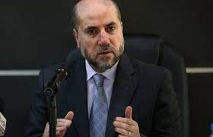 الهباش: حماس لها مشروعها الخاص ولن تأتي للمصالحة إلا مرغمة
