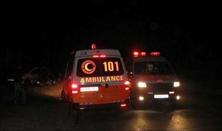 وفاة طفل بحادث سير شرق مدينة غزة