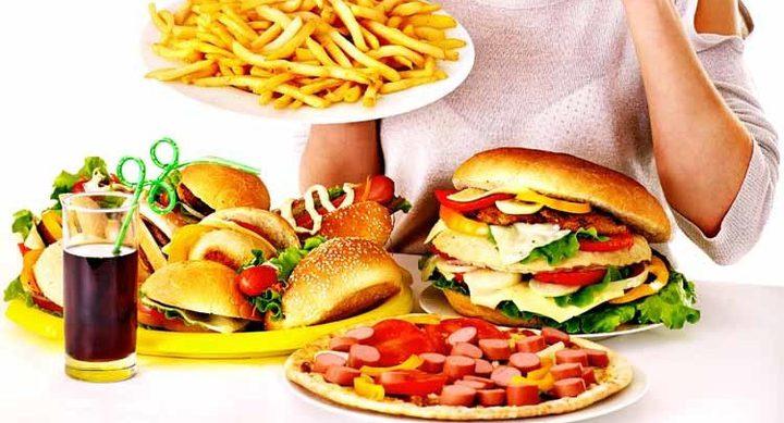 أطعمة لها تأثير خطير على جسم الانسان