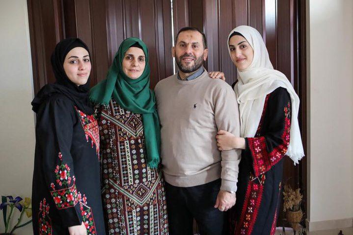 """""""الصفطاوي"""" ينال الحرية بعد (18) عامًا من الاعتقال"""